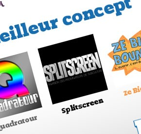 Splitscreen aux Podradio Podcasts Awards 2011