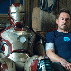 Splitscreen Talk #7 - Iron Man 3