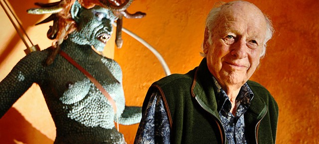 Splitscreen #14 // Ray Harryhausen